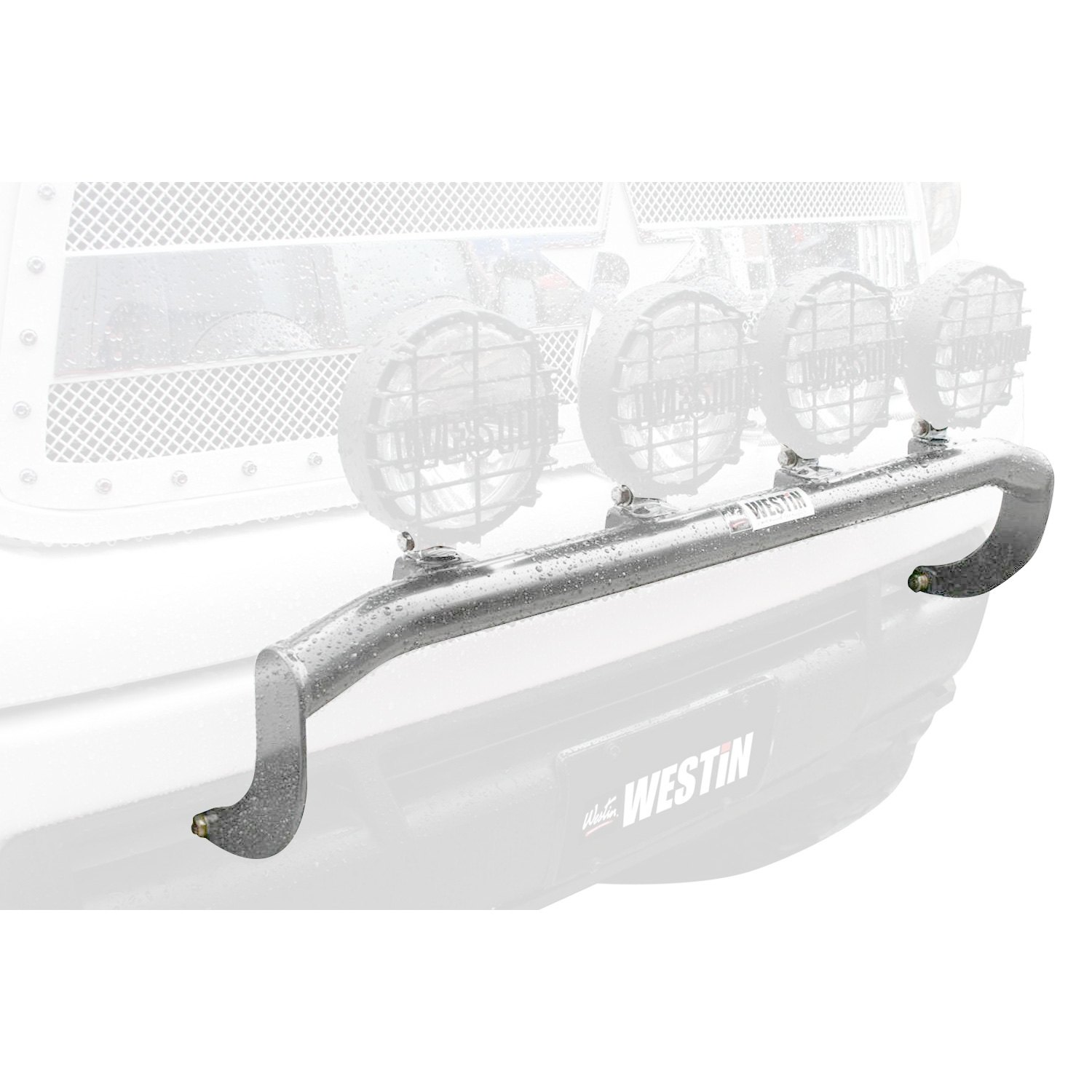 Westin Off Road Light Bar Wire Diagrams Led Accessories Up To 8 Lightswestin Polished Bumper For Lights