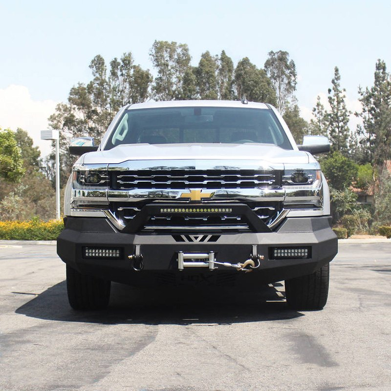 Provide Your Silverado With The True Off-road Protection
