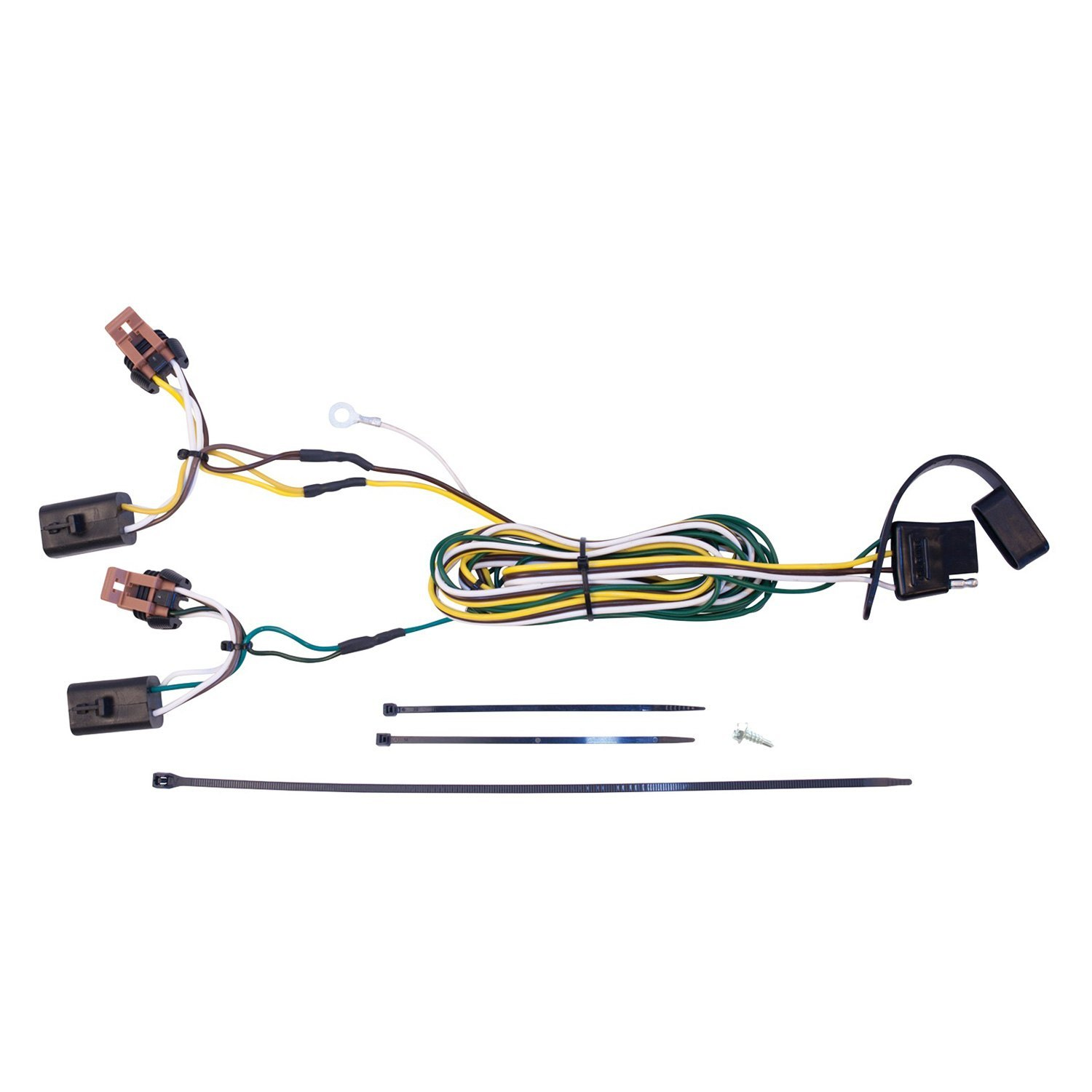 westin gmc acadia 2008 towing wiring harness. Black Bedroom Furniture Sets. Home Design Ideas