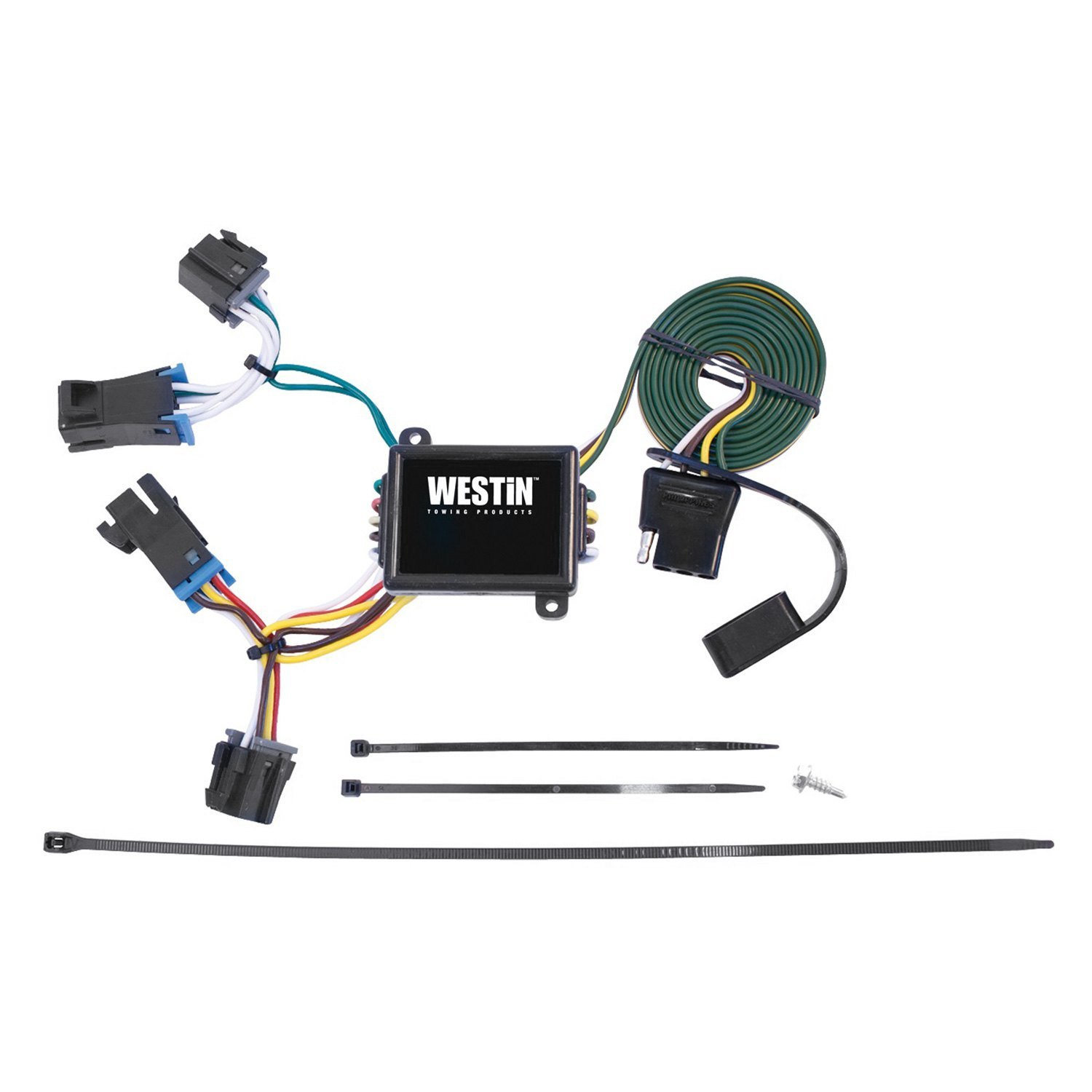 for chevy express 1500 2001-2002 westin towing wiring ... scosche wiring harness 2002 camaro