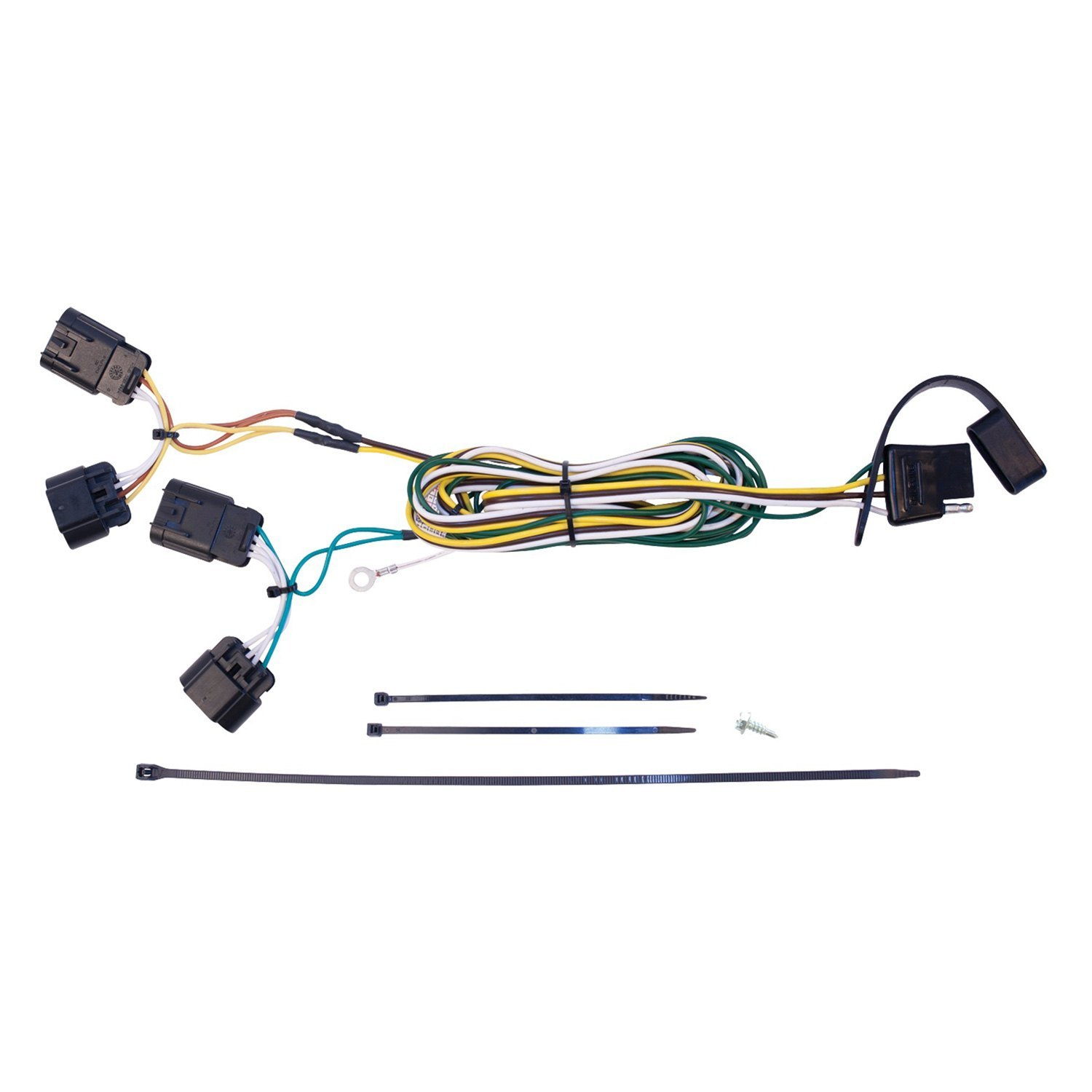 Hitch Wiring Harness For 2007 Equinox Diagrams Chevy Trailer 2010 2018 Westin Towing Ebay Kit