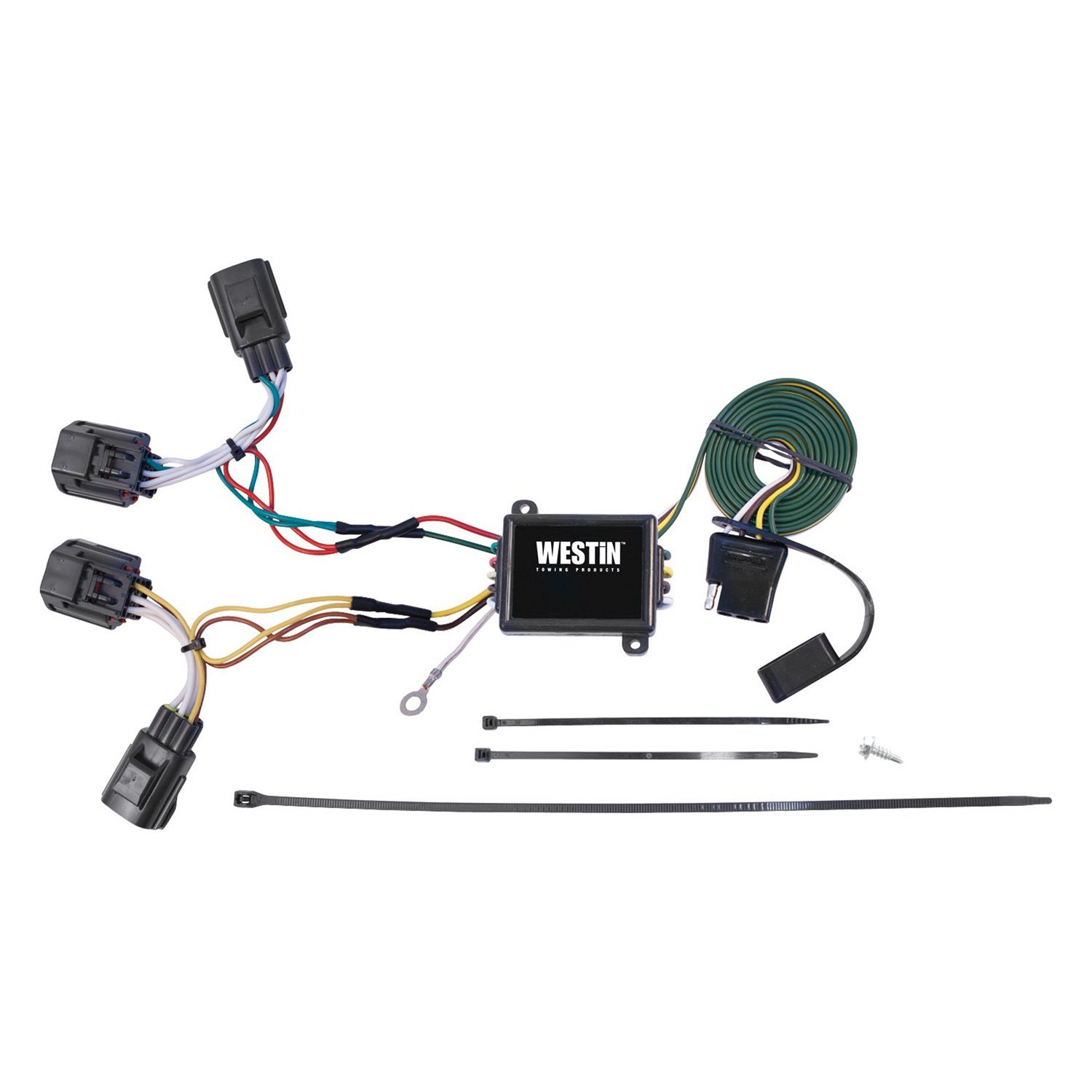 For jeep liberty  westin towing wiring