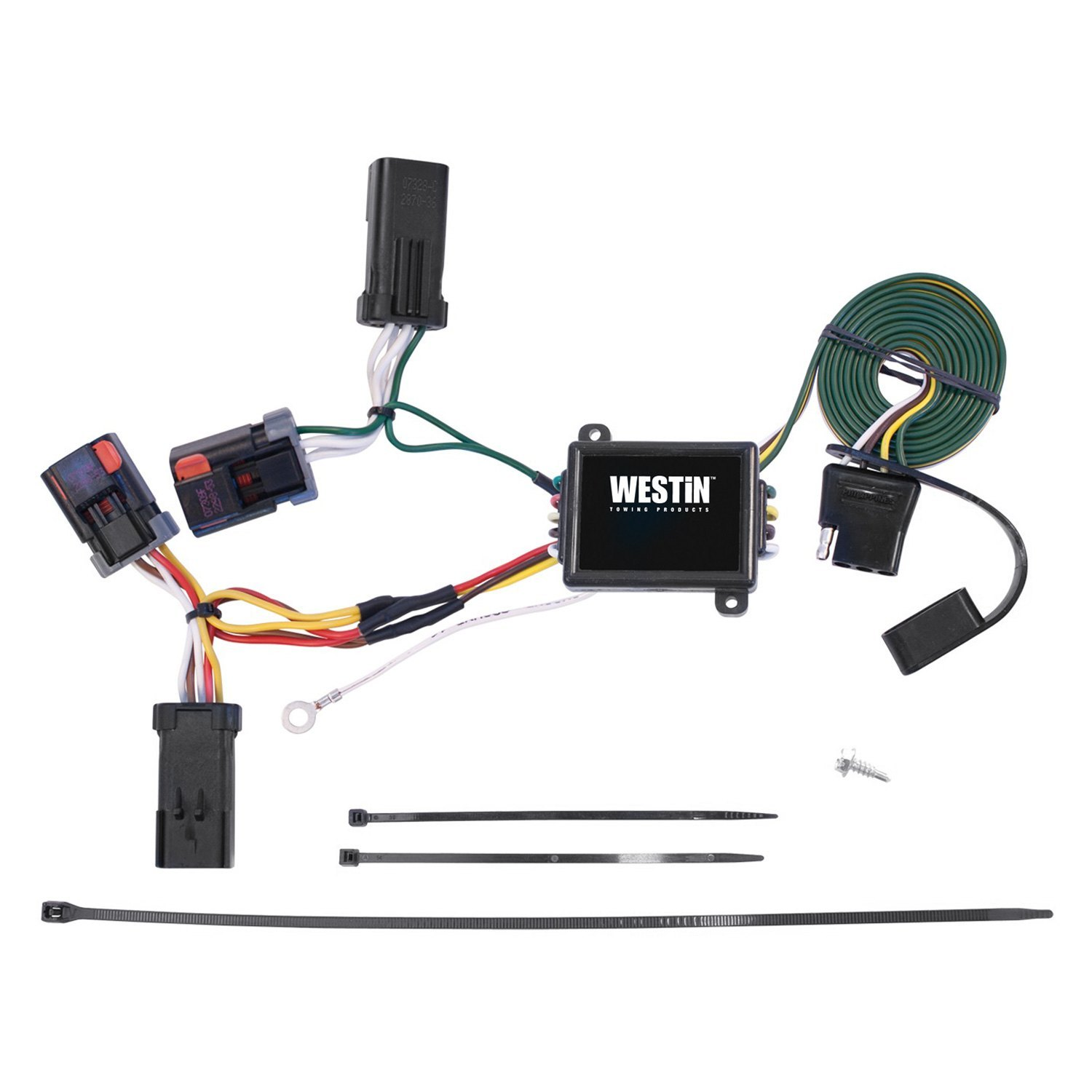 For Jeep Liberty 2002-2007 Westin Towing Wiring Harness