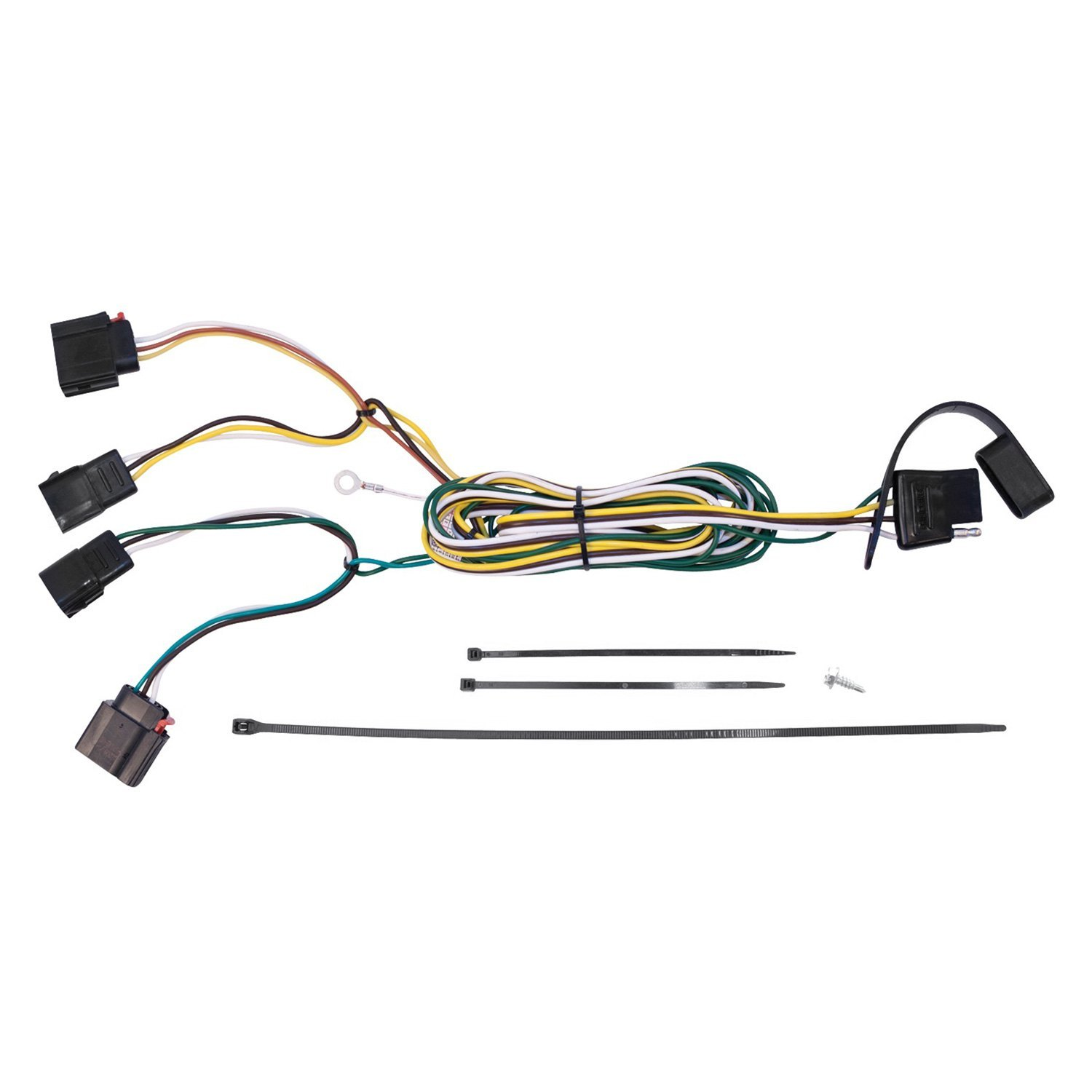 Westin jeep grand cherokee towing wiring harness