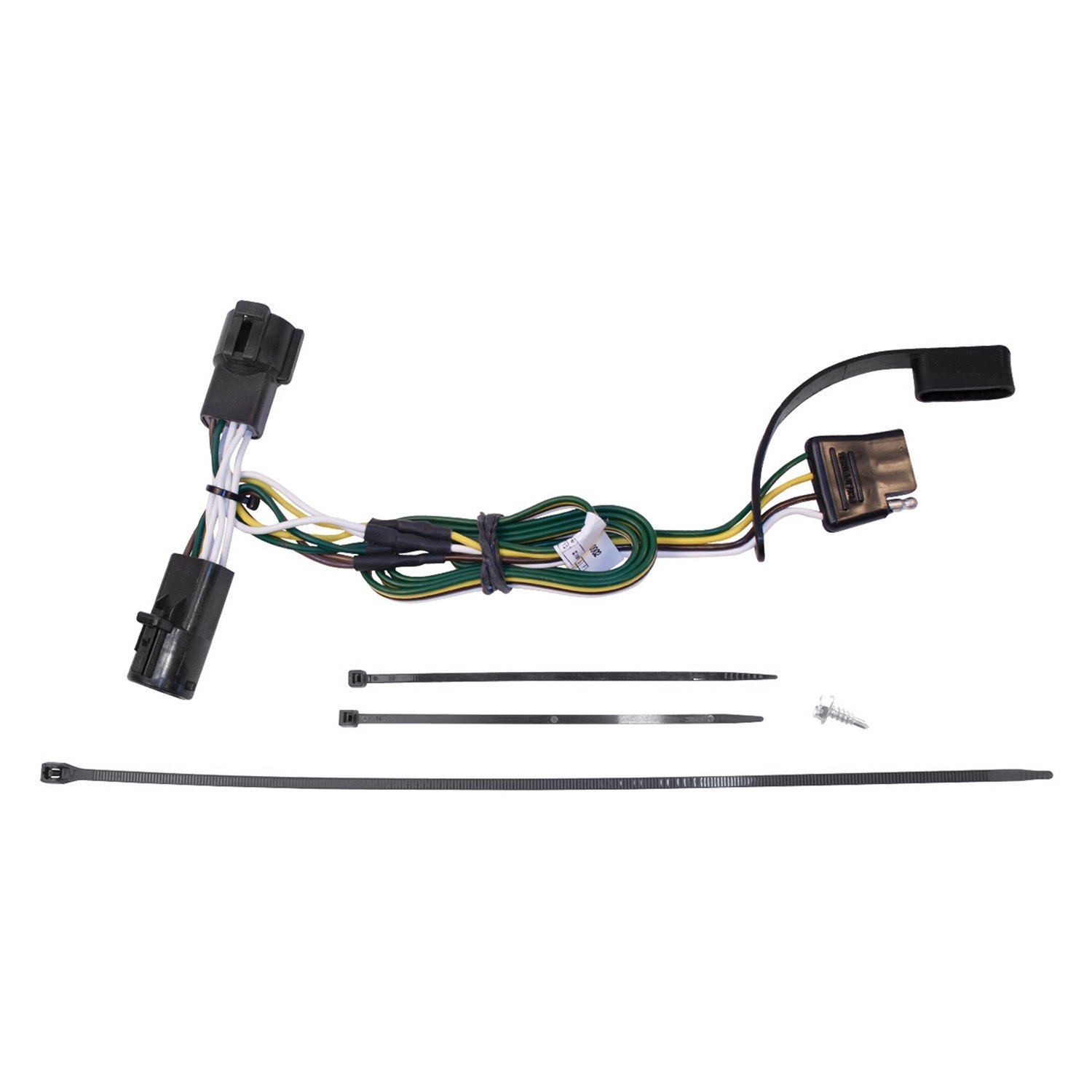 Trailer Wiring Harness Ford Ranger : Westin towing wiring harness