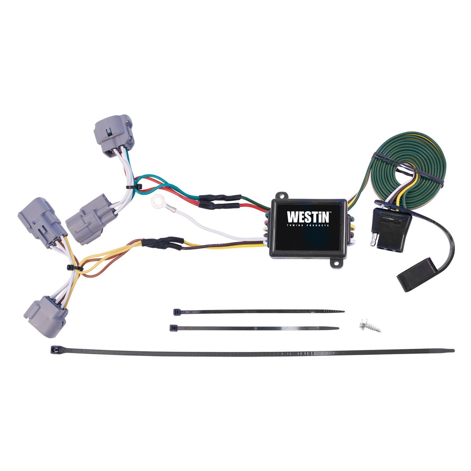 2009 toyota tacoma stereo wiring for toyota tacoma 2005-2009 westin 65-65002 towing wiring ... 1997 toyota tacoma stereo wiring diagram