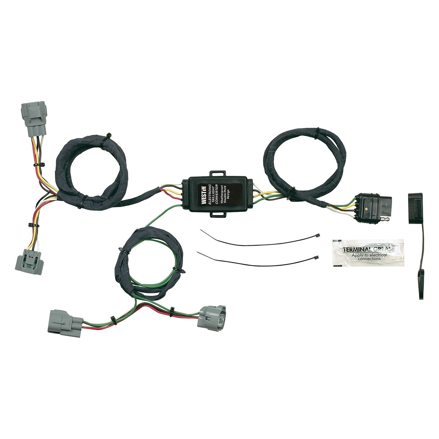 Westin Trailer T Connector Harness