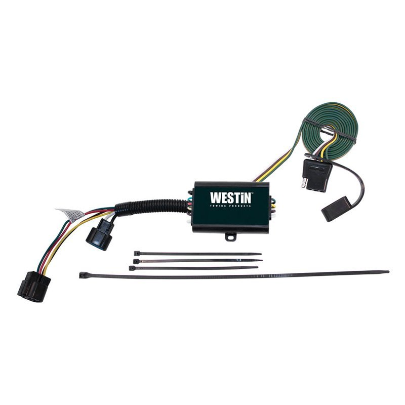 2012 Hyundai Santa Fe Trailer Wiring Harness : For hyundai santa fe  westin towing wiring