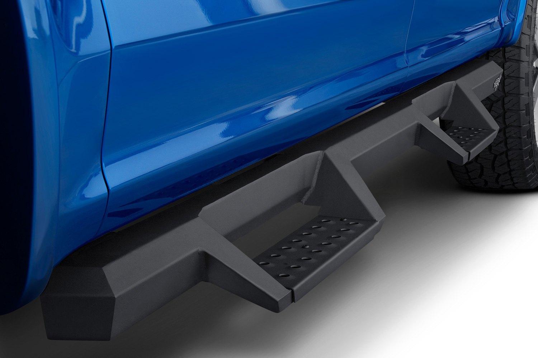 F150 Double Cab >> Westin® - HDX Black Drop Steps