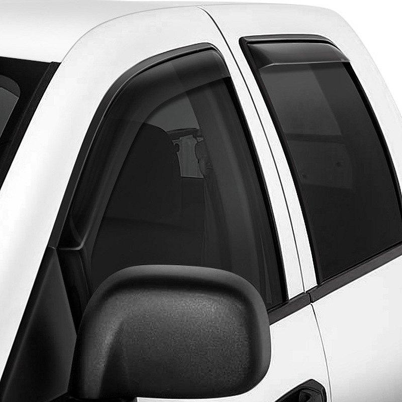Westin® - Wade Smoke Window Deflectors