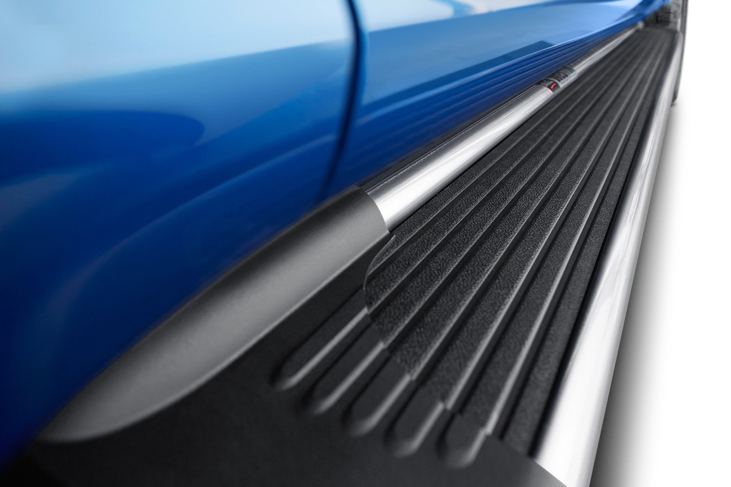 Westin Sure-Grip Brite Running Boards /& Mountings for Enclave//Acadia//Traverse