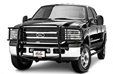 Westin® - Black Sportsman Grille Guard On Ford Excursion