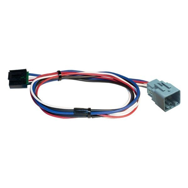 Trailer Brake Wiring Harness Dodge : Westin dodge ram with towing package brake control