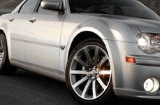 WHEEL REPLICAS® - 2005 CHRYSLER 300 SRT 8 Chrome on Chrysler 300