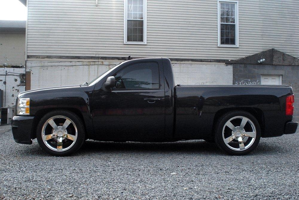 Chevy Silverado Ss Wheels Autos Post