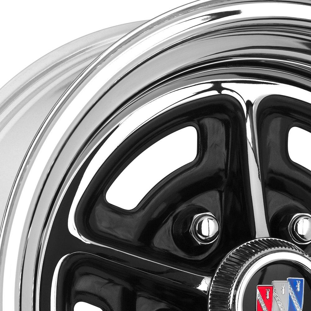 vintiques buick rally chrome with semi gloss black windows