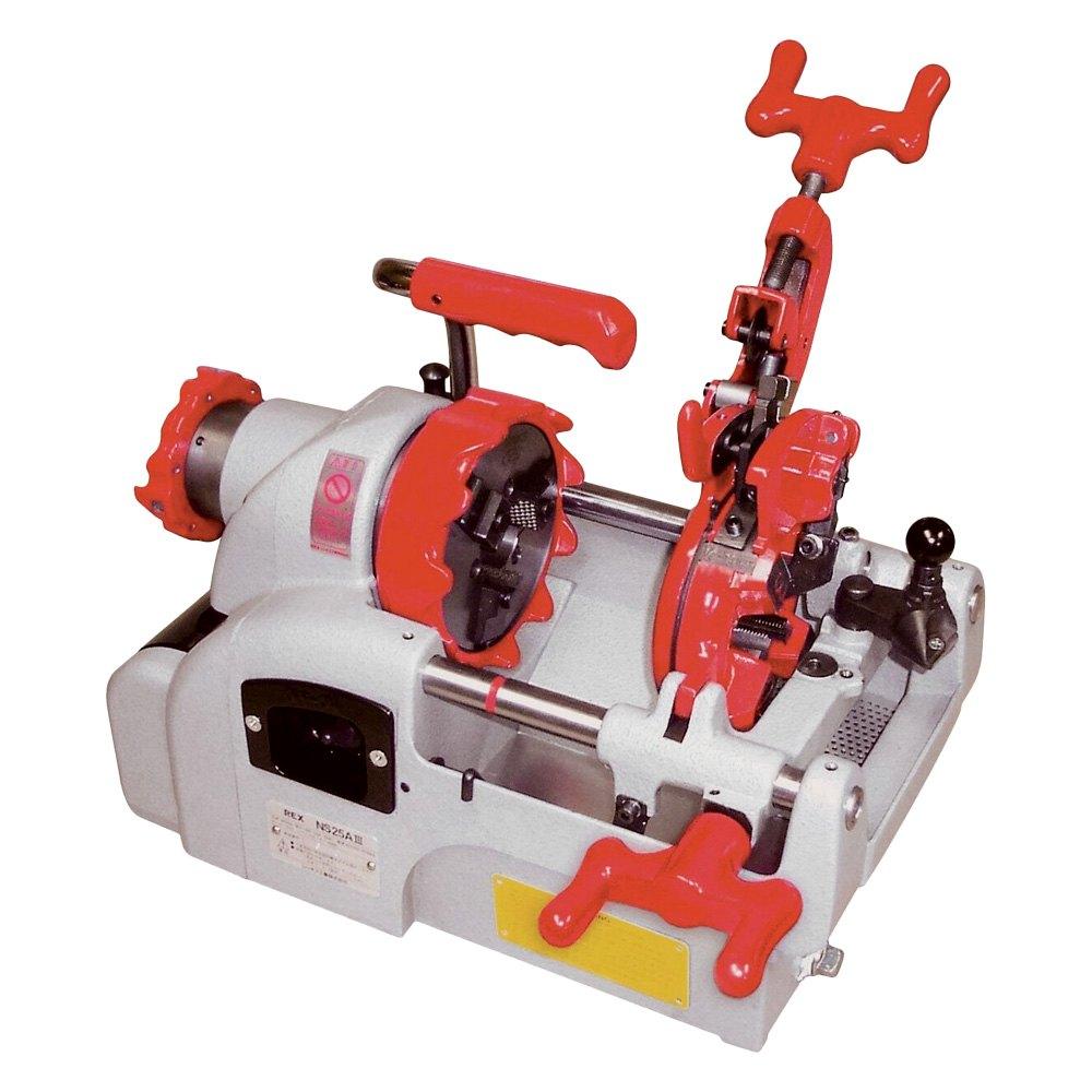 Wheeler Rex 174 Pipe Threading Machine Toolsid Com