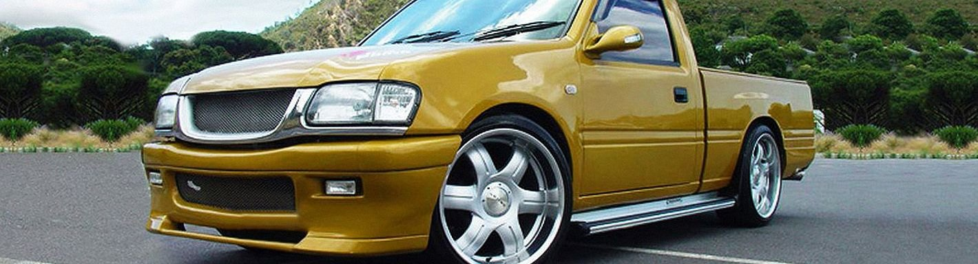Isuzu Wheels