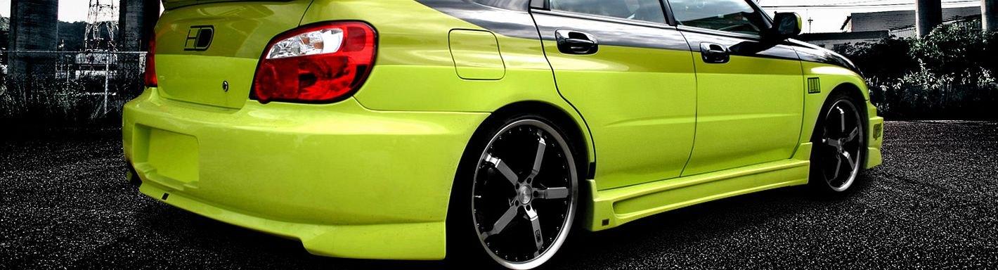 Subaru Rims Amp Custom Wheels At Carid Com