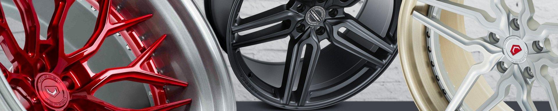 Vossen™ | Wheels & Rims from an Authorized Dealer - CARiD com
