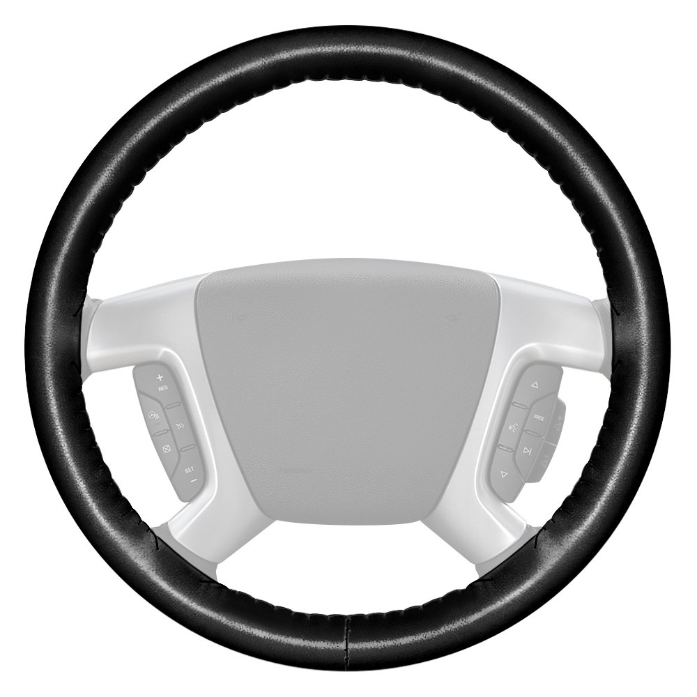 Wheelskins original one color steering wheel cover