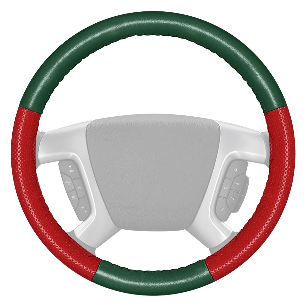 For Acura ILX 13-18 Steering Wheel Cover EuroPerf