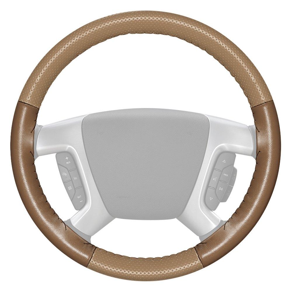 Wheelskins Genuine Leather Steering Wheel Cover for Infiniti G