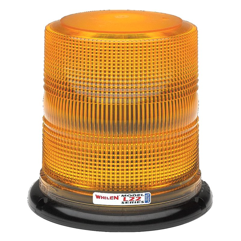 Whelen reg L22 Series Super LED trade High Profile Amber LED
