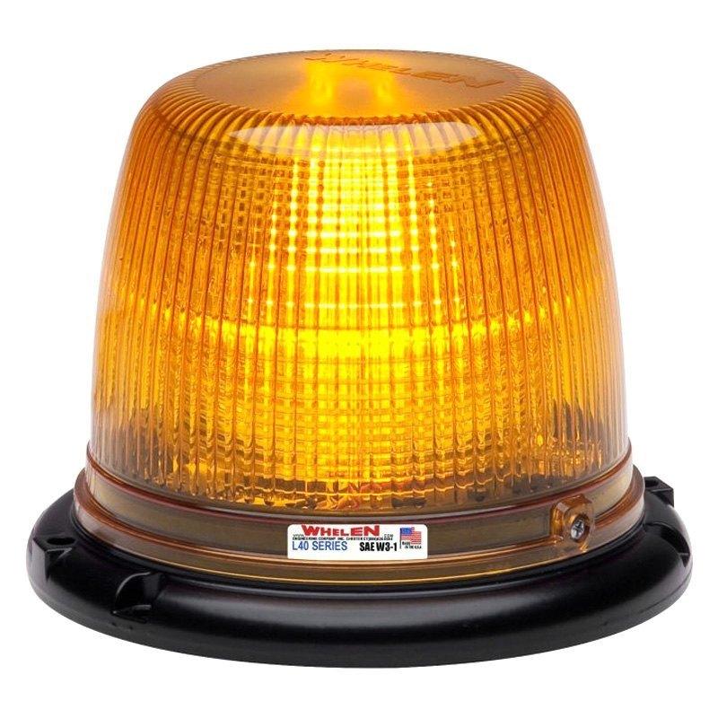 Led Lights In Series: L41 Series Super-LED™ Magnet Mount Amber