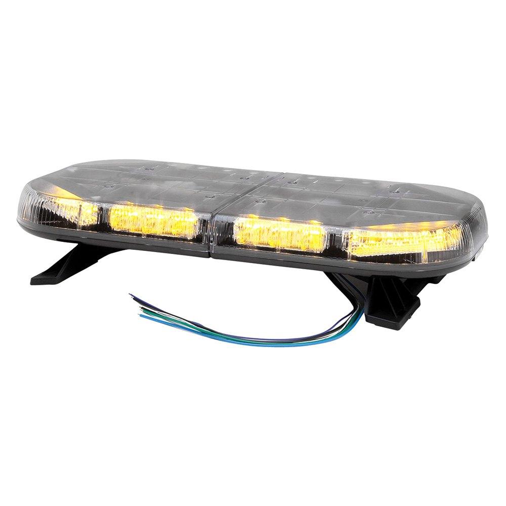 Whelen Mini Justice Je Competitor Series Super Led Emergency Led Light Bar