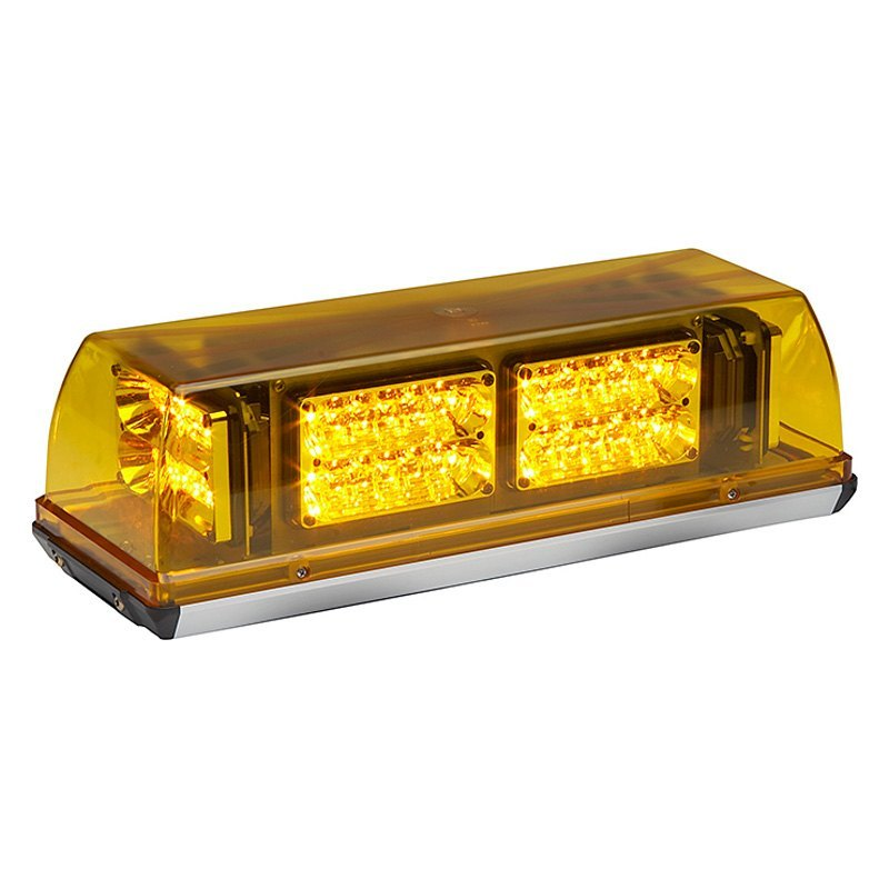 Whelen 174 R10hdpa Responder Super Led Conical Mini Amber