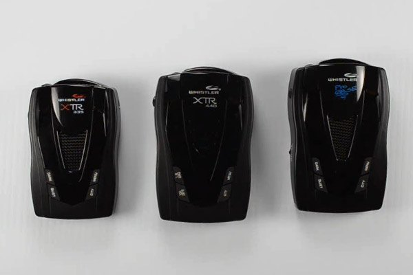 How to Power On a Whistler Radar Detector
