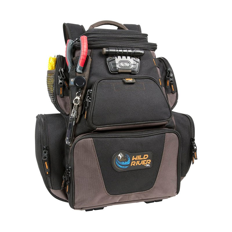 Wild River 174 Wn3605 Tackle Tech Nomad Xp Lighted Backpack