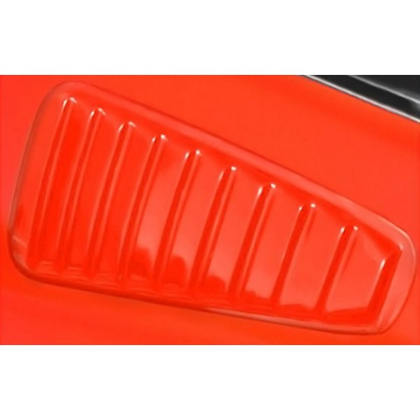Willpak ford mustang 2005 2009 10 vent style abs for Window plastic