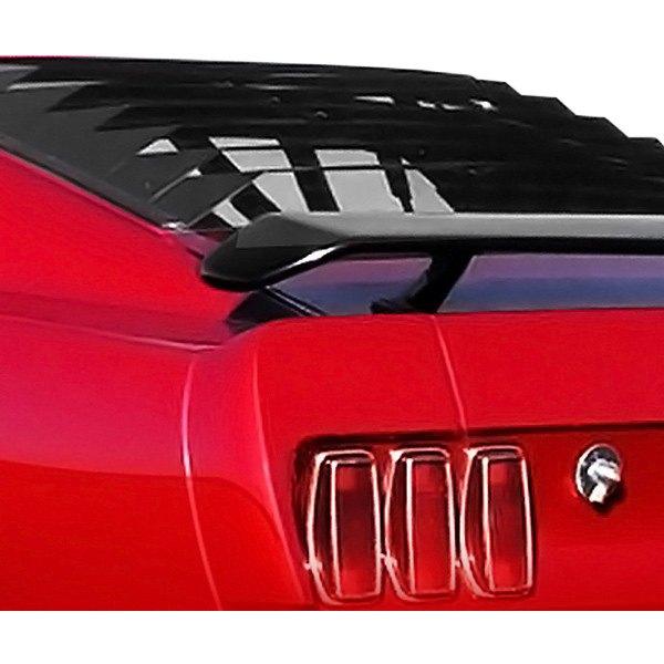 10555 willpak aluminum rear window louver ebay for 1970 mustang rear window louvers