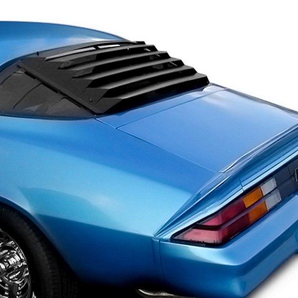10516 willpak aluminum rear window louver ebay for 1980 camaro rear window louvers