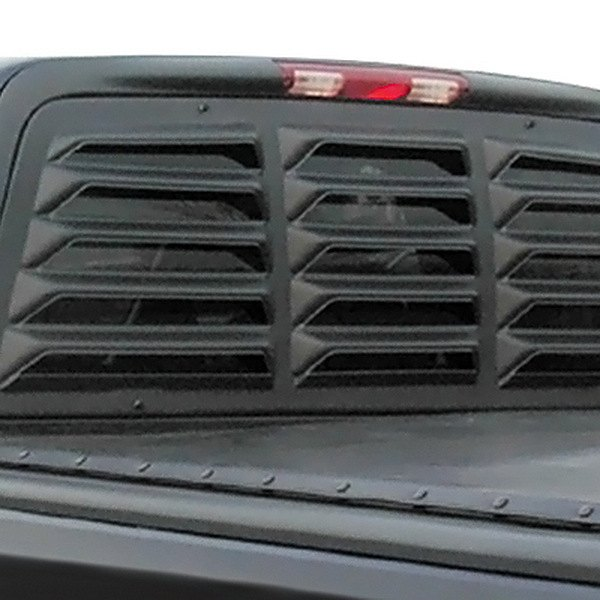 Abs Rear Window Louver