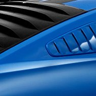 Willpak® - Rear Window Louver