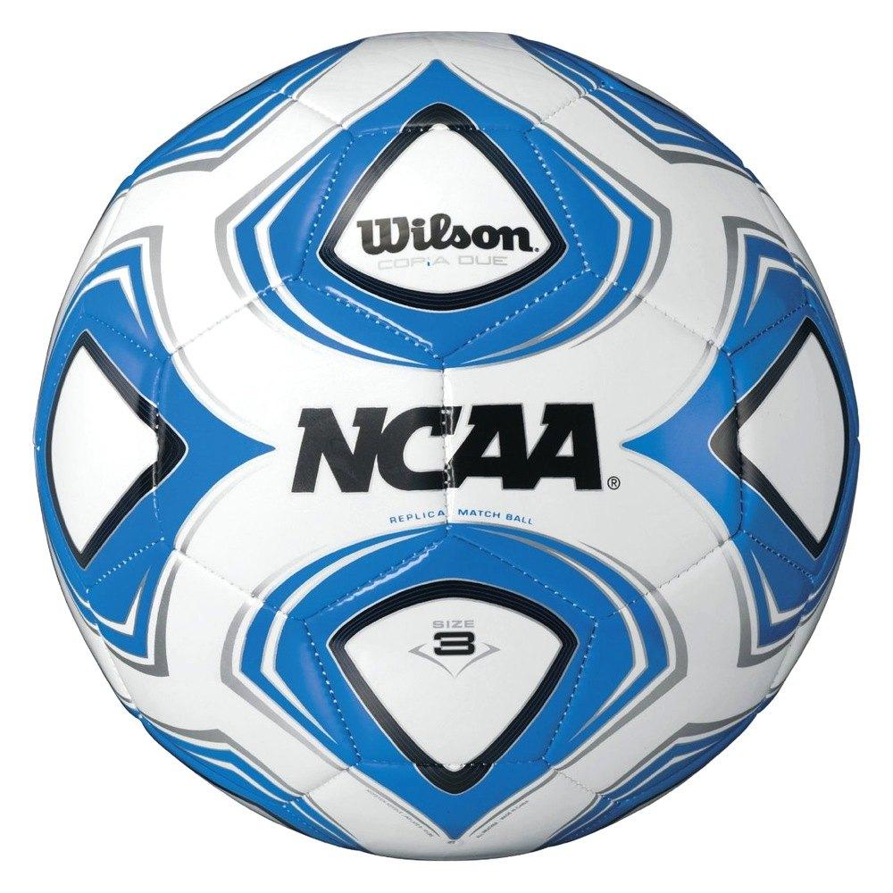 Wilson ncaa soccer ball