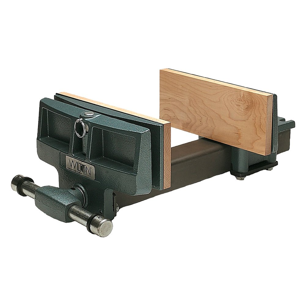 """Wilton® 78A - PIvot Jaw Woodworkers Vise Rapid Acting 4"""" x ..."""