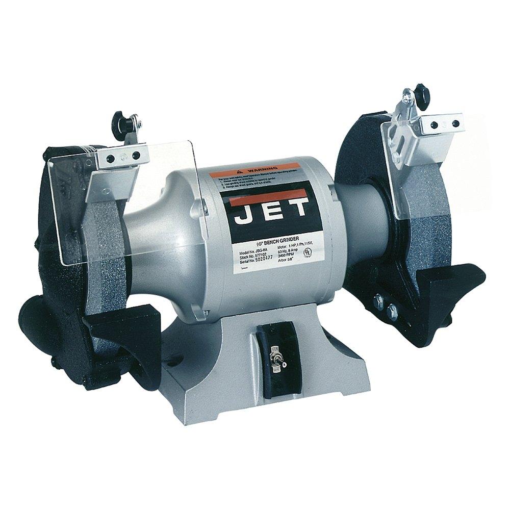 Jet Tools 174 577103 10 Quot Industrial Bench Grinder