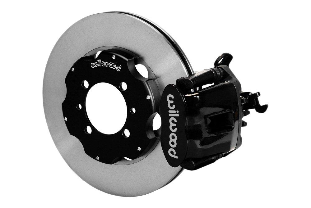 wilwood 140 12768 fiat 500 2013 combination parking plain rear brake kit. Black Bedroom Furniture Sets. Home Design Ideas