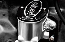 Wilwood® - Aluminum Tandem Master Cylinder in Bare Finish