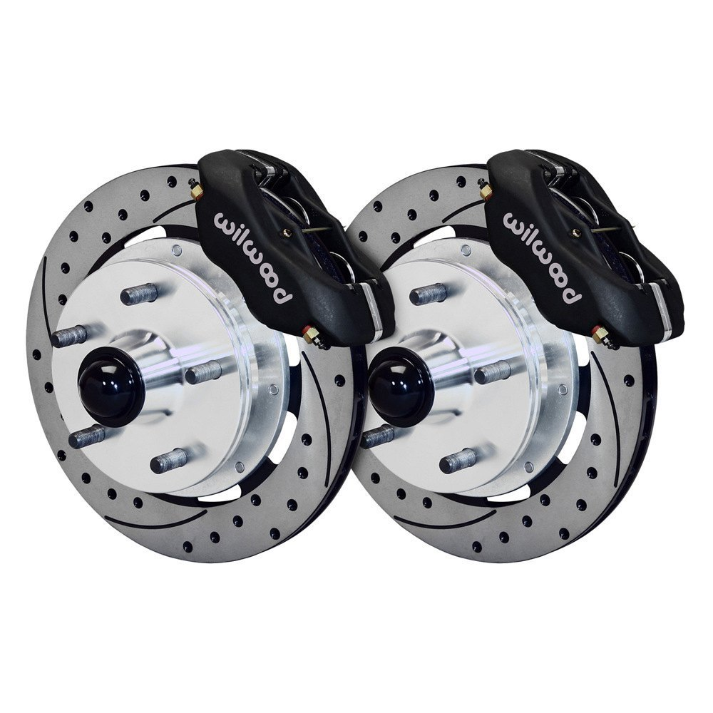 Performance Brake Calipers : Wilwood cadillac sixty special  street