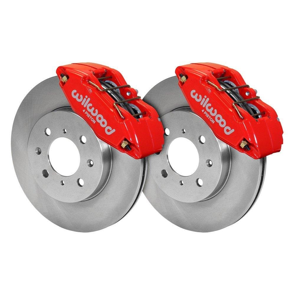 Performance Brake Calipers : Wilwood r street performance plain rotor