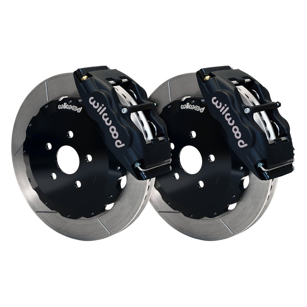 Performance Brake Calipers : Wilwood scion tc street performance gt slotted