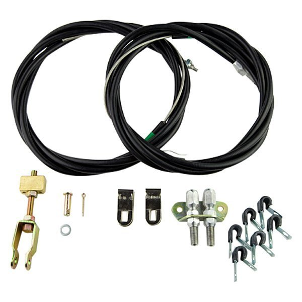 Wilwood 174 330 9371 Parking Brake Cable Kit For Rotor