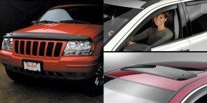 Cadillac Deflectors