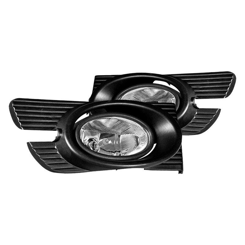 wj30 0103 09 honda accord 4 doors 1998 2002 oem style fog lights. Black Bedroom Furniture Sets. Home Design Ideas