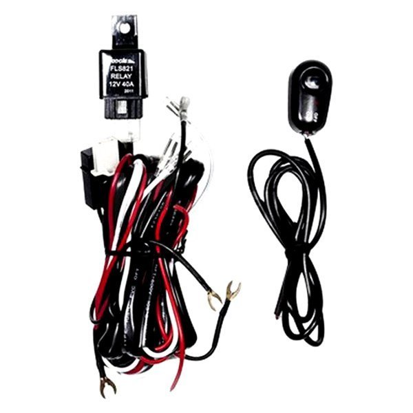 Winjet® Wiring Kit -N - Fog Light Wiring Kit